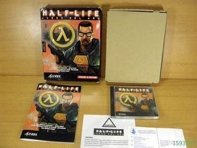 Foto Pc - Half-life Half Life Hl Caja Gigante Juego Del Año Totalmente En Español