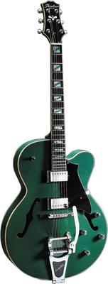 Foto Peerless Guitars Gigmaster Standard Green