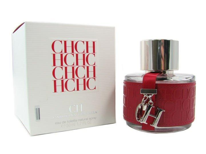 Foto Perfume CH Carolina Herrera de Carolina Herrera para Mujer - Eau de Toilette 100ml
