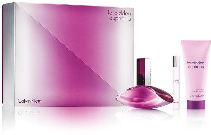 Foto Perfume Coffret Forbidden Euphoria de Calvin Klein para Mujer - Cofre regalo Eau de parfum 100ml