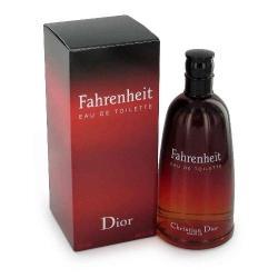 Foto Perfume Fahrenheit de Dior para Hombre - Eau de Toilette 100ml