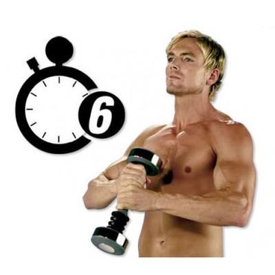 Foto Pesas Shake Weight Hombre Mancuernas Culturismo Correos 48/72