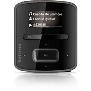 Foto PHILIPS Reproductor MP3 Philips Raga 2 Gb