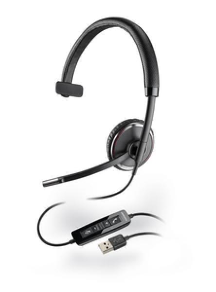 Foto Plantronics Headset Blackwire USB C510 monaural