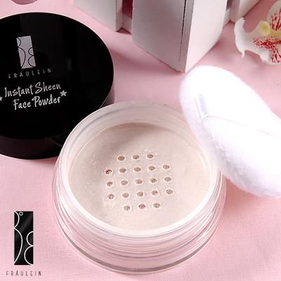 Foto Polvos Sueltos Satinados Para El Rostro Tono Porcelana 2 Maquillaje Fräulein3°8