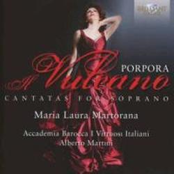 Foto Porpora Cantatas For Soprano