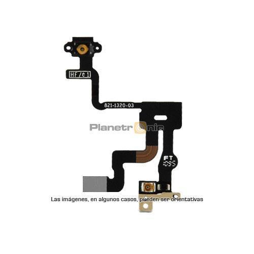 Foto Power Flex Y Sensor Proximidad Iphone 4s