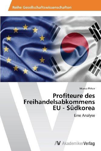 Foto Profiteure des Freihandelsabkommens EU - Südkorea: Eine Analyse