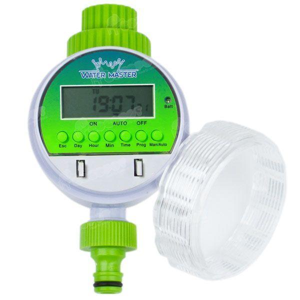 Foto Programador de riego digital water master