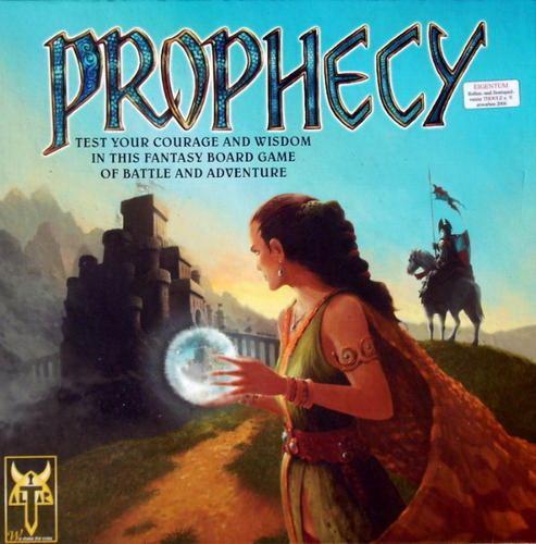 Foto Prophecy Juego En Inglés