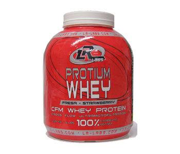 Foto Protium Whey - Lr-labs - 2.26 Kg - Chocolate - Proteina De Suero Cfm