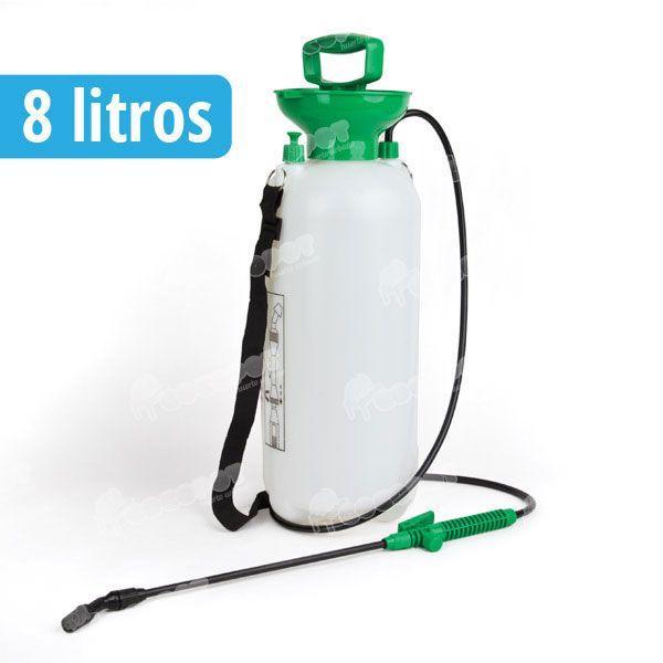 Foto Pulverizador de presión 8 litros
