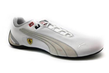 Foto Rebajas de zapatos de hombre Puma 304167 blanco