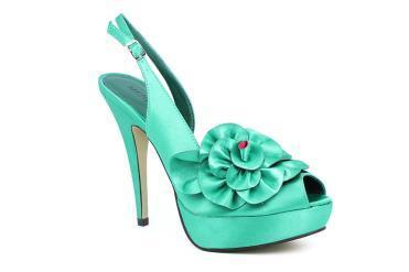 Foto Rebajas de zapatos de mujer Menbur 5171 verde