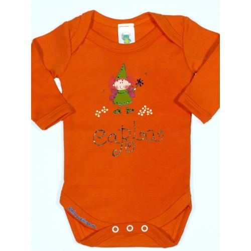 Foto Regalo bebé personalizado. Body de bebé