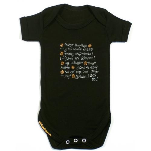 Foto Regalos bebé. Body de bebe manga corta personalizado