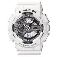 Foto Reloj Casio G-shock Ga-110c-7aer Blanco