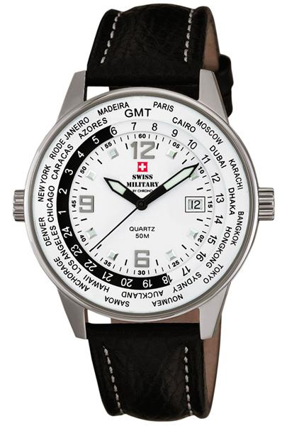 Foto relojes swiss military - hombre