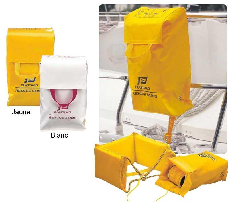 Foto rescue sling plastimo couleur jaune