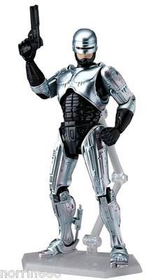 Foto Robocop Figura Pvc 16cm Figma De Max Factory