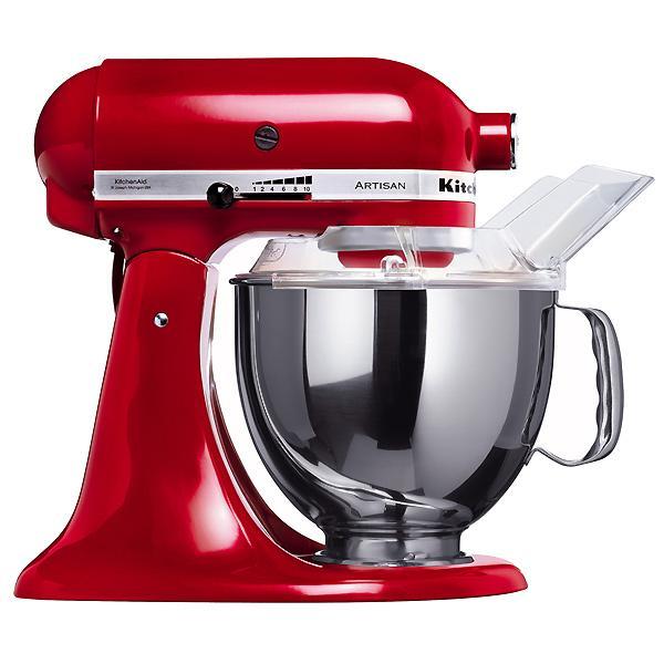Foto Robot de cocina Kitchen Aid 5KSM 150 PS EER con bol de acero inox