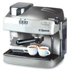 Foto Saeco - Cafetera Espresso Ri934701 2 Tazas Silver