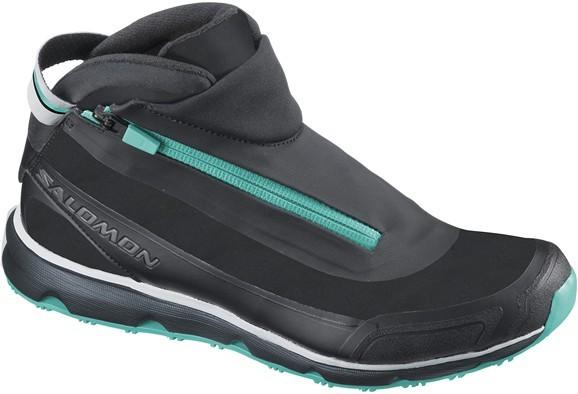 Foto Salomon Seven Cs damas zapatos de invierno negro