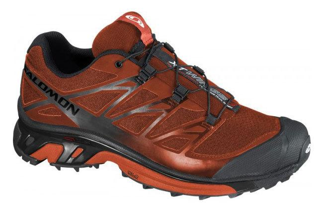 Foto Salomon XT Wings 3 Moab naranja/rojo/negro zapatos