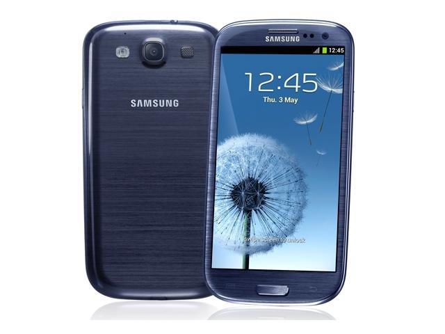 Foto Samsung I9300 Galaxy Siii Azul. Smartphone