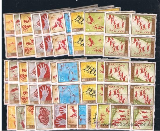 Foto sellos de españa nuevos n 1779 88 lote de 10 series al 50% de su