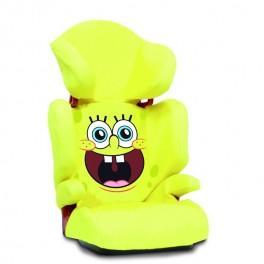 Foto Silla de auto bob esponja amarillo