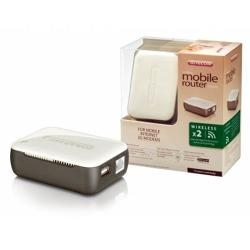 Foto Sitecom wl 357 wireless mobile router 300n x2