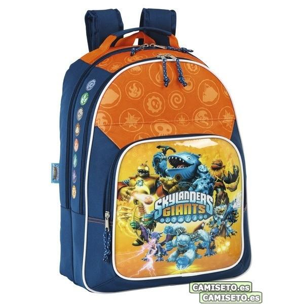 Foto Skylanders Giants - Day Pack Doble adaptable a carro