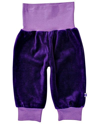 Foto Småfolk bebé pantalones de terciopelo