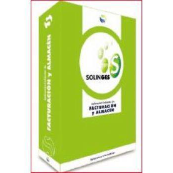 Foto Software solinges gestion facturacion y almacen