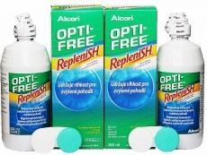 Foto Solución OPTI-FREE RepleniSH 2 x 300 ml