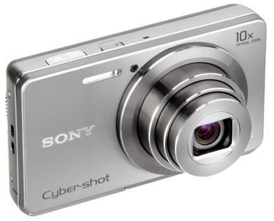Foto Sony Dsc-w 690 Silver