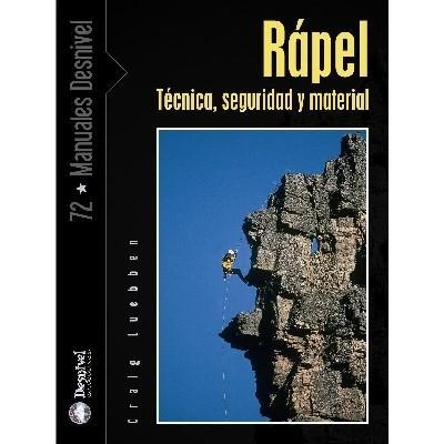 Foto Sp Rápel, Técnica Y Seguridad