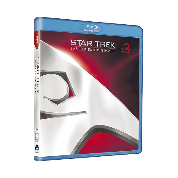 Foto Star Trek, Las Series Originales, 3ª Temporada (Blu-Ray)