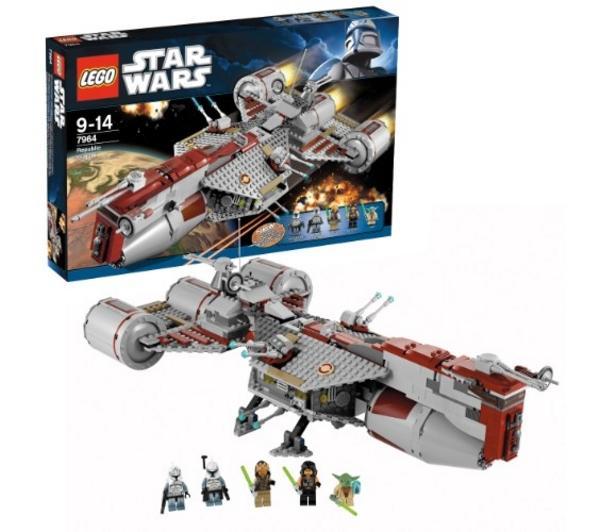 Foto star wars republic frigate 7964