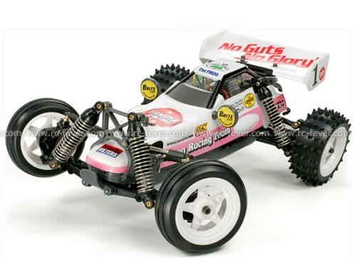 Foto Tamiya 56701 1/12 TT-Gear The Frog GB01 RC Car RC-Fever