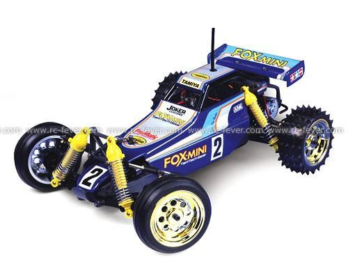 Foto Tamiya 56703 1/12 TT-Gear Fox-Mini GB01 RC Car RC-Fever