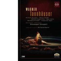 Foto Tannhauser (2 Dvd)