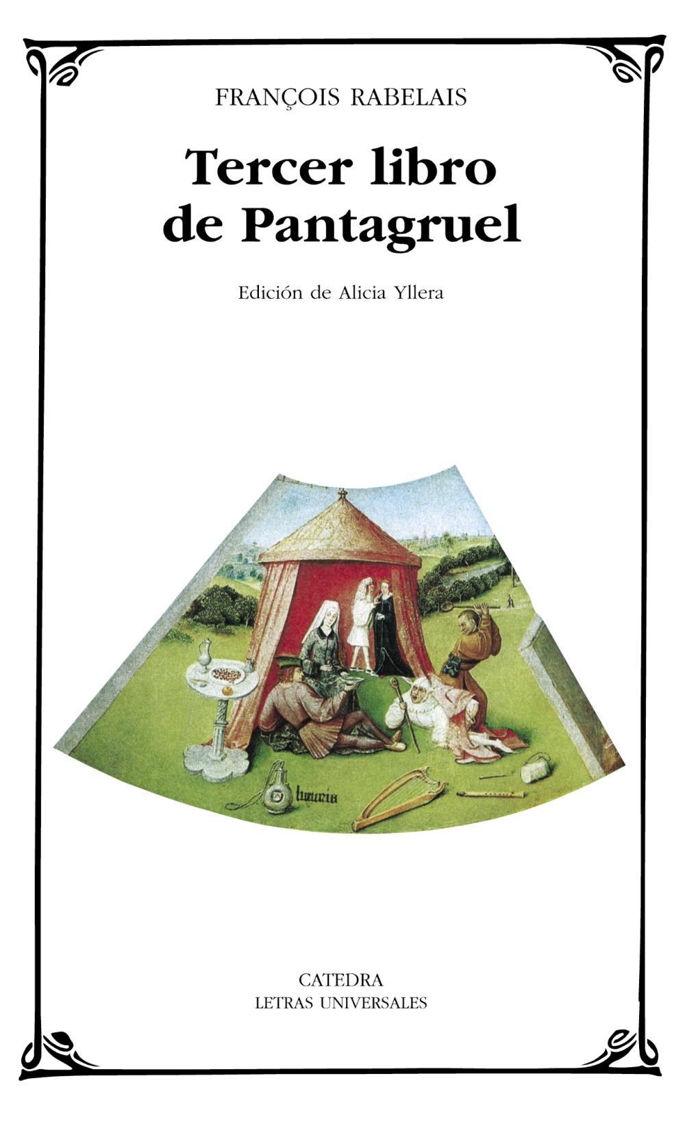 Foto Tercer libro de Pantagruel