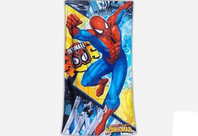 Foto Toallas Licencias Infantiles, Spiderman Ciudad