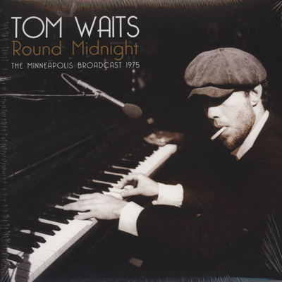 Foto Tom Waits – Round Midnight : The Minneapolis Broadcast 1975 Vinyl Record Lp 180