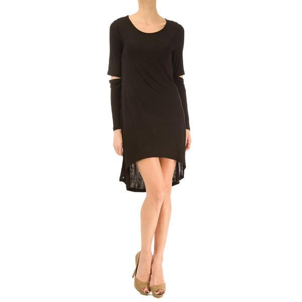 Foto Top Girl - Vestido falda asimetrica