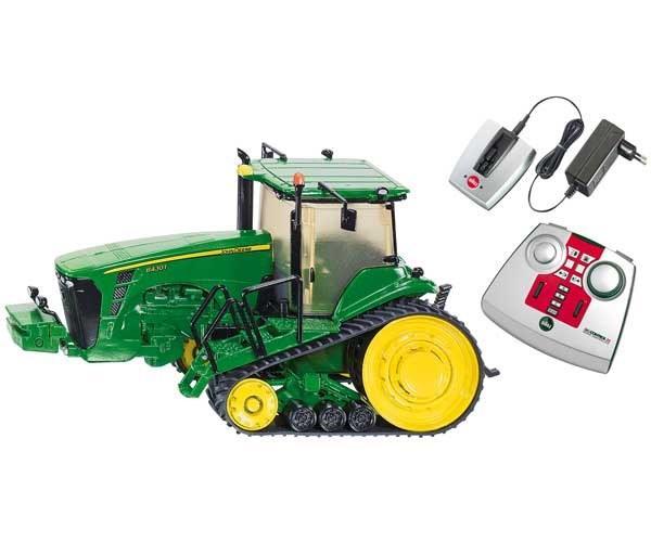 Foto Tractor de cadenas john deere 8430t radio control