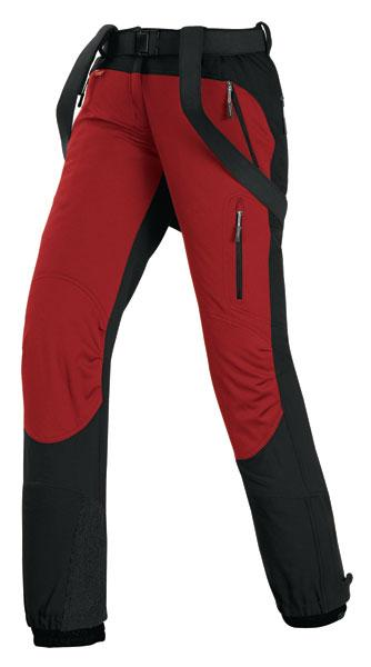 Foto Trangoworld Lac Uu Schoeller Windstopper Trx Pants Red Woman