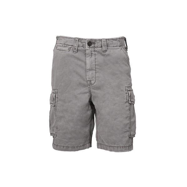 Foto True Religion Hombres Gris Samuel Cargo Shorts